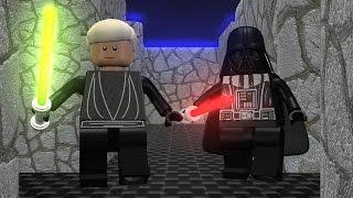 getlinkyoutube.com-Pacman vs Lego Star Wars