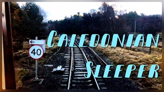 getlinkyoutube.com-Caledonian Sleeper, First Class, London to Inverness