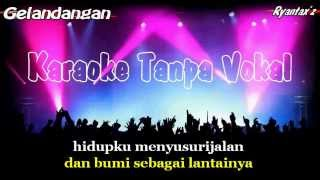 getlinkyoutube.com-Karaoke Gelandangan Tanpa Vokal