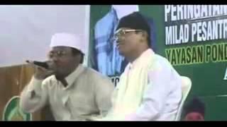 H  Muammar ZA & H  Mu min Ainul Mubarok   Shalawat Al Kirom Low