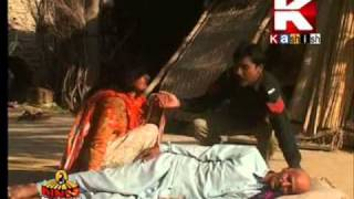 getlinkyoutube.com-Sindhi movie babu bina break part  07.