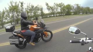 getlinkyoutube.com-GoPro Corven Triax Touring 250 - Camino de los Remeros
