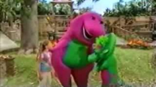 getlinkyoutube.com-Bienvenido, Barney! Mexico Part 3