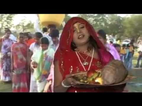 Chhathi Maiya Aihen - New Bhojpuri Devotional Chhath Puja Song 2012 By Tarun Toofani From Koshi [HD]
