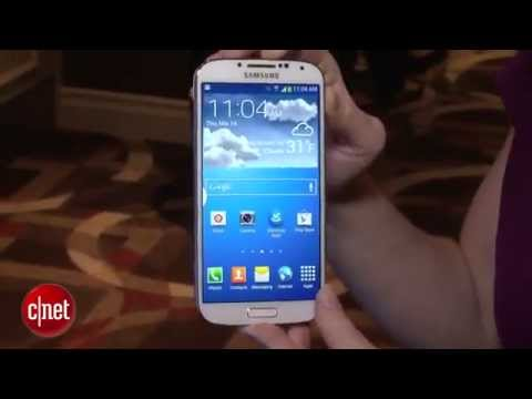 Introducing Samsung's Galaxy S4 - review