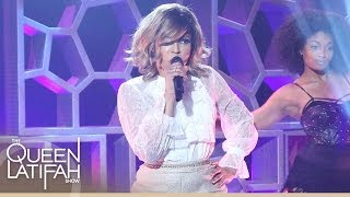 Ashanti - I Got It (Live On The Queen Latifah Show)