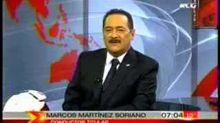 getlinkyoutube.com-El periodista Marcos Martínez Soriano se disculpa con Joaquín López Dóriga y Carlos Loret de Mola