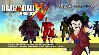 getlinkyoutube.com-Dragon Ball Xenoverse - How To Make Gokule - CaC
