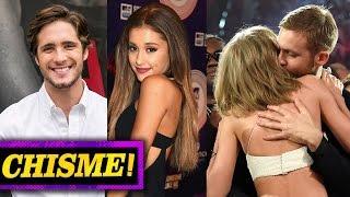 getlinkyoutube.com-Ariana Grande y Diego Boneta Novios, Calvin Harris Engaño a Taylor Swift? - CHISMELICIOSO