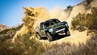 Monster Energy: BJ Baldwin 2013 Baja 1000 Champion!