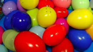 getlinkyoutube.com-30 Surprise Eggs! ANGRY BIRDS Cars SONIC Pet Shop TOY Story SMURFS  Kinder Surprise SpongeBob!