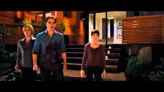 Twilight 4 Breaking Dawn Part 1 Jacob imprints on Renesmee, the Cullens and the werewolves fight   Y