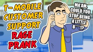getlinkyoutube.com-T-Mobile Customer Support Rage Prank - Ownage Pranks