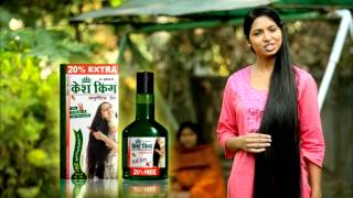 Dr  Juneja's Kesh King Hair Oil Manju Goutam Self Experience Video Review