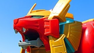 getlinkyoutube.com-A Lion's Alliance Episode Review (Power Rangers Super Megaforce)