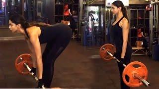 getlinkyoutube.com-XXX Movie- Deepika Padukone's Heavy Weight Workout For Vin Diesel- LEAKED