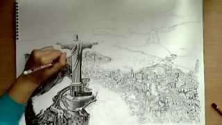 getlinkyoutube.com-Drawing: Rio de Janeiro