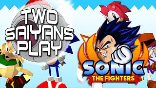 getlinkyoutube.com-Two Saiyans Play: Sonic The Fighters!