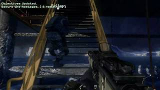 getlinkyoutube.com-Call of Duty Modern Warfare 2 Mission 9 part 1\2