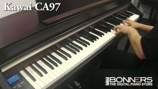 getlinkyoutube.com-Yamaha CLP585 vs Roland LX17 vs Kawai CA97 Digital Piano Comparison Demo