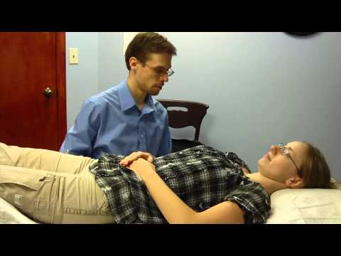 Acupuncture Needling Demonstration