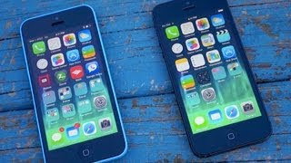 getlinkyoutube.com-iPhone 5C vs iPhone 5