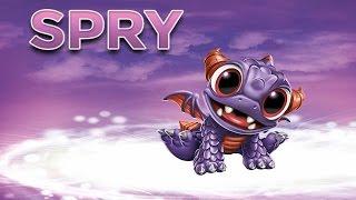 getlinkyoutube.com-Skylanders: Trap Team - Spry Gameplay Video (360)