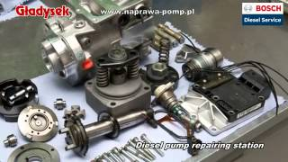 how to repair diesel pump