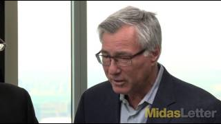 Eric Sprott and Rick Rule on Markets with James West