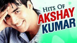 Hits of AKSHAY KUMAR Songs VIDEO JUKEBOX {HD} - Best 90's Songs - Akshay Kumar Top Hits #GOLD width=