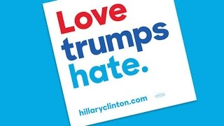 getlinkyoutube.com-Hillary Clinton's Lovely Anti-Trump Slogan
