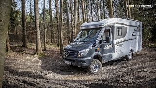 Hymer MLT 4x4 ■ Test ■ EXPLORER Magazin