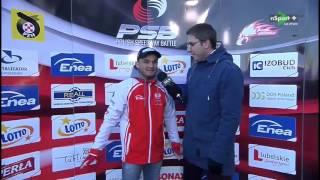 getlinkyoutube.com-Polish Speedway Battle (Polska vs. Reszta Świata) Lublin, 10.10.2015