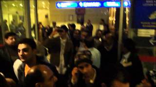 getlinkyoutube.com-Reaction of PIA (PK-711) passengers after PIA staff vanished from the Turkey airport.