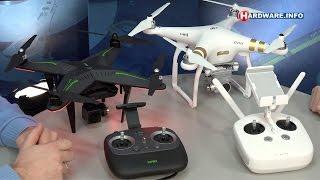 getlinkyoutube.com-DJI Phantom 3 en Xiro Xplorer drones review- Hardware.Info TV (Dutch)