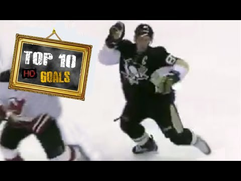Sidney Crosby Top 10 Goals | HD |
