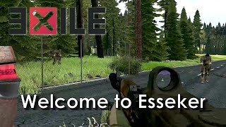 getlinkyoutube.com-Survive Exile - Ep1: Welcome to Esseker (Arma 3 Exile Esseker)
