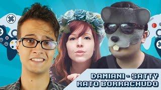 getlinkyoutube.com-UbiTV Joga: Damiani, Rato Borrachudo e Satty ao vivo