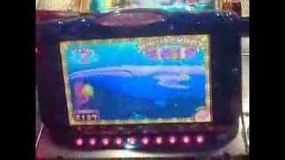 getlinkyoutube.com-【メダルゲーム】海物語DX FTのボール(?)で3000枚超のJP獲得w