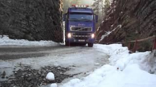 getlinkyoutube.com-Timbertruck Volvo FH 16