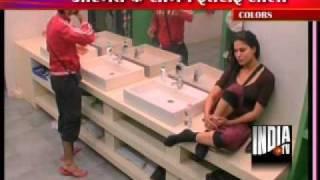 Ashmit And Veena Malik: The Love Birds' Drama Continues