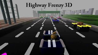 getlinkyoutube.com-Highway Frenzy 3D - LittleBigPlanet 3 LBP3 PS4