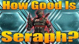 getlinkyoutube.com-How Good Is Seraph? (Black Ops 3 Annihilator & Combat Focus)