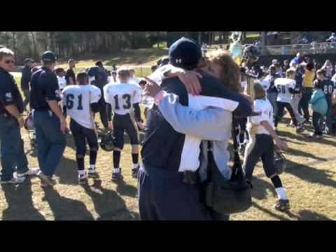 09 Kernersville Raiders Regional Playoffs, Disney, Pop Warner, Stephen Davis, Warren Sapp