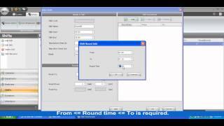 ZKTime net tutorial Chapter 5  Device Management, Shift Management and Exception Management