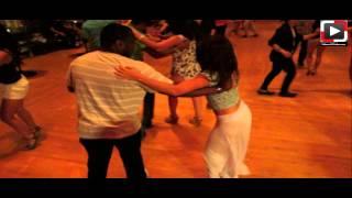 getlinkyoutube.com-Leonilee y Dapo | Salsa social at Salsa Dura