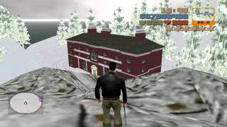 getlinkyoutube.com-GTA 3 NYC Mod Winter Edition - Random Gameplay [HD 720p]