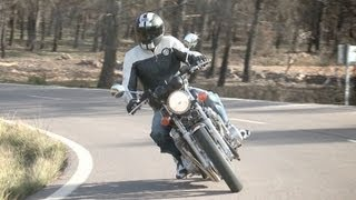 getlinkyoutube.com-Honda CB 1100 Review