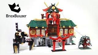 Lego Ninjago 70728 Battle for Ninjago City - Lego Speed build