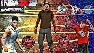 getlinkyoutube.com-NBA 2K16 My PARK - 1 VS 1 AGAINST A LEGEND 1!!! PLAYING ON 1 VS 1 VS COURT! (GAME 21)